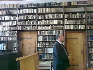 Historische Bibliothek im Augustinerkloster - Schulfuchs.de