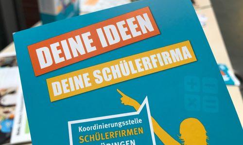 Schülerfirmen bekommen viel Beratung - Schulfuchs.de