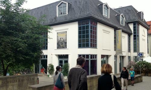 Schillermuseum in Weimar - Schulfuchs.de
