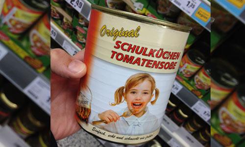 Supermarktfund: Schulessen auch zu Hause genießen - Schulfuchs.de