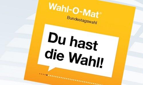 Unterrichtsmodule und Arbeitsblätter zum Wahl-O-Mat nutzen - Schulfuchs.de
